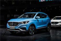 名爵ZS纯电动广州车展首秀采用欧洲标准的纯电动新能源车最吸睛续航里程最长428公里将全球上市