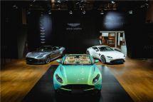 在华发展进入全新阶段阿斯顿·马丁亮相2018广州车展