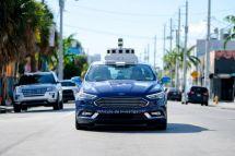 福特计划推出自动驾驶汽车拼车服务