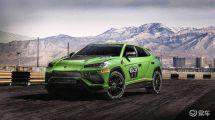 兰博基尼推出UrusST-X概念车将专为赛事运动打造