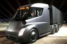 特斯拉或选奔驰底盘,推进电动货车研发