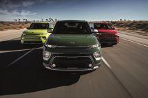2018洛杉矶车展:起亚全新秀尔亮相造型个性动感推三款车型