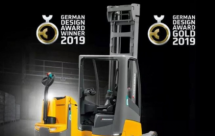 Jungheinrich永恒力荣获5项2019年德国设计大奖