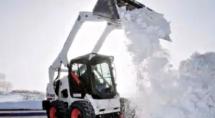 除雪神器,山猫滑移!