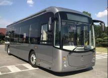 中车电动巴士开进马来西亚啦,感受一下热带风光!