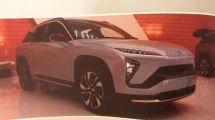 蔚来ES6将于今日上市推三种车型/预售37万起