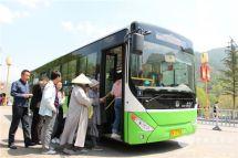 安徽宿州:公交支付进入智能时代