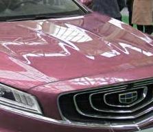蓉欧国际贸易中心举办德阳首届新能源车展