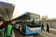 """上海BRT!中车电动18米""""巴客龙"""",""""霸气""""投运"""