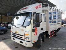 让利促销茂名帅铃H载货车现售11.78万