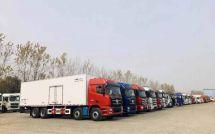 冷藏车订单创新高转型升级、冷藏肉挂车是关键