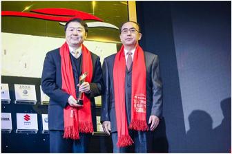 实力进击,昆仑润滑斩获中国量产车性能大赛年度特殊贡献奖