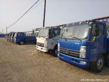 直降0.5万元张家口凯捷M载货车促销中