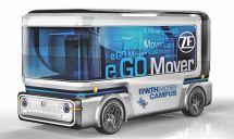 采埃孚自动驾驶纯电动商用车今年量产
