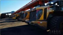康明斯助柳工机械批量入驻著名港口