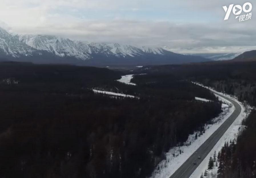 惊险之路 阿拉斯加高速-越野路书第十一季02