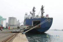 助力高雄至平潭海上货物运输欧曼为两岸货运繁荣做出贡献
