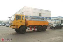 野外作业专用装道依茨发动机的沙驼牌6x6载货车听说过吗