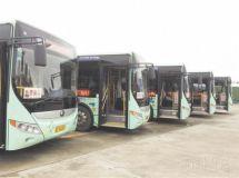 浦城:12辆新能源公交投用