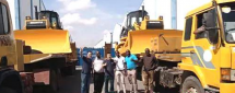 首季开门红|山推东非市场签订成套设备订单