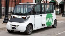 无人巴士在美国逐步推开公交司机担忧饭碗