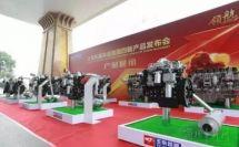 玉柴最大马力国六燃气发动机K15N在玉林诞生