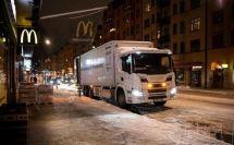 瑞典加快测试斯堪尼亚插电式混合动力卡车