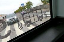 无人驾驶玄武岩纤维电动公交车在俄罗斯进行测试