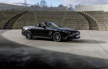 奔驰SL将推两款特别版车型性能更加出色/3月正式亮相