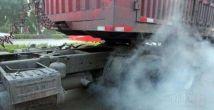 滕州国二柴油货车开始淘汰报废