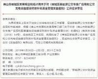 佛山禅城区氢能公交补贴细则公示