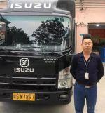 """东莞货运司机廖小平被评为""""最美货车司机"""""""