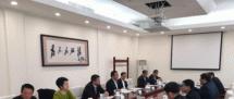 中科院与潍柴动力会谈推进科技合作