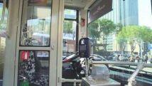 交通运输部:公交驾驶区防护侧围最低1.6米3月实施