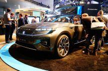 拜腾BYTON首款量产车型:拜腾M-Byte将于年底上市报价为30-40万元起