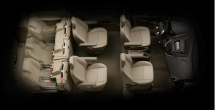 选车标准千万条,车内空间第一条——福特途睿欧,硬核!