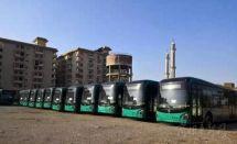 """搭载玉柴""""芯""""的中国客车今年将在巴基斯坦投运"""