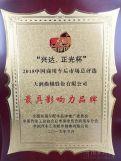 """天润曲轴荣获中国商用车后市场2018年度""""最具影响力品牌""""奖"""