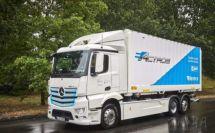 戴姆勒卡车收购TorcRobotics合作推进L4级别自动驾驶商业化