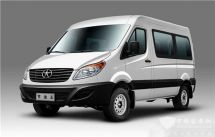 國六將至江淮星銳國六車型即將首次亮相JAC品牌日
