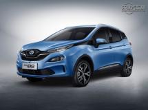 正向研发的实力派,北汽新能源EX3上海车展即将上市