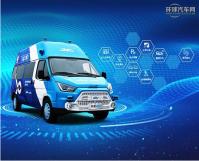 上海車展即將開幕江鈴新能源無人駕駛邀您體驗
