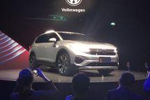 大众SMVConcept概念车发布轴距超3米的真中大型SUV