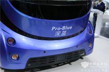 """中国巴士""""智能网联""""新高度,解密海格客车""""深蓝""""浑身""""黑科技"""""""