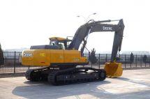 高效低耗快召唤你身边的E240LC挖掘机