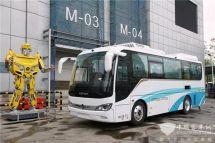 重磅!福田汽車、豐田、億華通合作推出氫燃料客車