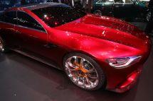 跑得快还省油梅赛德斯-AMG将2021年启动电动化进程