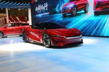 这款国产跑车你期待吗?比亚迪E-SEEDGT定名汉/或2020年上市