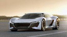 奥迪将推出E-TronGTR百公里加速2秒内/或2025年推出