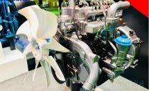 """潍柴高端发电动力""""重装亮相""""国际动力设备及发电机组展览会"""